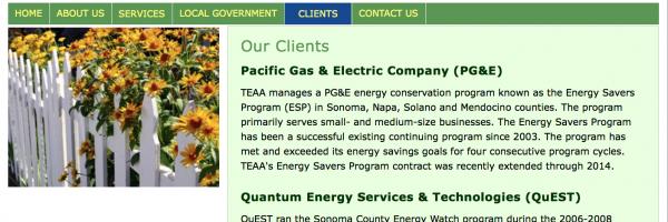TEAA Clients